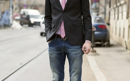 Street Style Men Bucharest